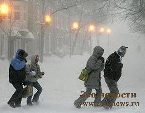 Ледяные бури сносят США